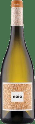 7,95 € Envío gratis | Vino blanco Naia D.O. Rueda Castilla y León España Verdejo Botella 75 cl