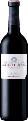 9,95 € Free Shipping | Red wine Bodegas Riojanas Monte Real Crianza D.O.Ca. Rioja The Rioja Spain Tempranillo Bottle 75 cl