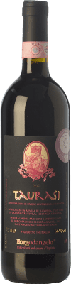 21,95 € Free Shipping | Red wine Borgodangelo D.O.C.G. Taurasi Campania Italy Aglianico Bottle 75 cl