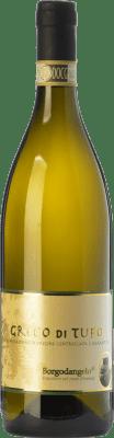 9,95 € Free Shipping | White wine Borgodangelo D.O.C.G. Greco di Tufo Campania Italy Greco di Tufo Bottle 75 cl