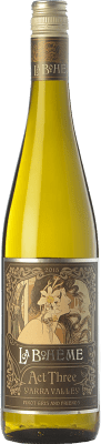 18,95 € Free Shipping | White wine Bortoli La Bohème III Pinot Gris Crianza I.G. Yarra Valley Yarra Valley Australia Gewürztraminer, Riesling, Pinot Grey, Pinot White Bottle 75 cl