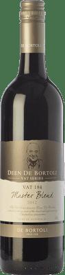 12,95 € Free Shipping | Red wine Bortoli VAT 184 Master Blend Joven I.G. Riverina Riverina Australia Syrah, Cabernet Sauvignon, Petit Verdot, Durif Bottle 75 cl