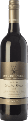9,95 € Kostenloser Versand | Rotwein Bortoli VAT 184 Master Blend Joven I.G. Riverina Riverina Australien Syrah, Cabernet Sauvignon, Petit Verdot, Durif Flasche 75 cl