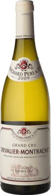 238,95 € Free Shipping | White wine Bouchard Père Crianza 2009 A.O.C. Chevalier-Montrachet Burgundy France Chardonnay Bottle 75 cl