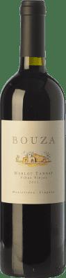 21,95 € Free Shipping | Red wine Bouza Tannat Viñas Viejas Joven Uruguay Merlot, Tannat Bottle 75 cl