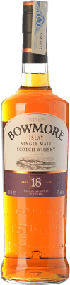 79,95 € Free Shipping | Whisky Single Malt Bowmore 18 Islay United Kingdom Bottle 75 cl