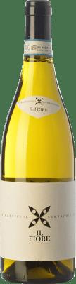 9,95 € Envío gratis | Vino blanco Braida Bianco Il Fiore D.O.C. Langhe Piemonte Italia Chardonnay, Nascetta Botella 75 cl