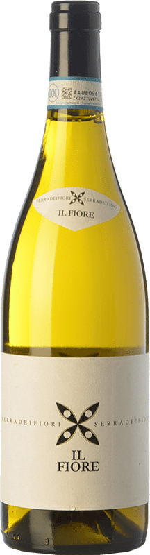 9,95 € Free Shipping | White wine Braida Bianco Il Fiore D.O.C. Langhe Piemonte Italy Chardonnay, Nascetta Bottle 75 cl