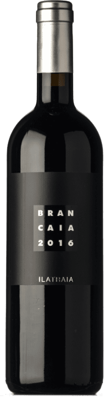 48,95 € Free Shipping | Red wine Brancaia Ilatraia I.G.T. Toscana Tuscany Italy Cabernet Sauvignon, Cabernet Franc, Petit Verdot Bottle 75 cl