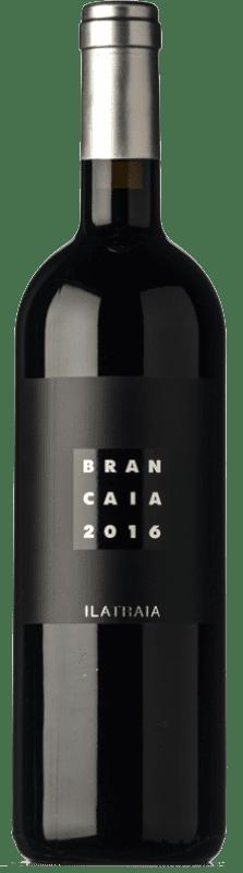 48,95 € Envío gratis | Vino tinto Brancaia Ilatraia I.G.T. Toscana Toscana Italia Cabernet Sauvignon, Cabernet Franc, Petit Verdot Botella 75 cl