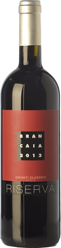 53,95 € Free Shipping | Red wine Brancaia Riserva Reserva D.O.C.G. Chianti Classico Tuscany Italy Merlot, Sangiovese Magnum Bottle 1,5 L