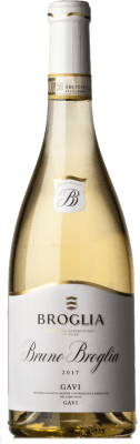 41,95 € Free Shipping | White wine Broglia Bruno D.O.C.G. Cortese di Gavi Piemonte Italy Cortese Bottle 75 cl
