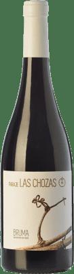 11,95 € Envío gratis | Vino tinto Bruma del Estrecho Paraje Las Chozas Joven D.O. Jumilla Castilla la Mancha España Monastrell Botella 75 cl