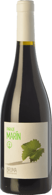 8,95 € Free Shipping | Red wine Bruma del Estrecho Paraje Marín Joven D.O. Jumilla Castilla la Mancha Spain Monastrell Bottle 75 cl