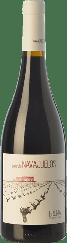 15,95 € Envío gratis | Vino tinto Bruma del Estrecho Parcela Navajuelos Joven D.O. Jumilla Castilla la Mancha España Monastrell Botella 75 cl