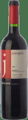 26,95 € Free Shipping | Red wine Buil & Giné Joan Giné Crianza D.O.Ca. Priorat Catalonia Spain Grenache, Cabernet Sauvignon, Carignan Bottle 75 cl