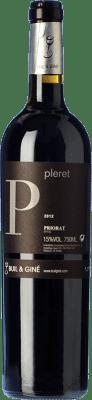 47,95 € Free Shipping | Red wine Buil & Giné Pleret Crianza D.O.Ca. Priorat Catalonia Spain Merlot, Syrah, Grenache, Cabernet Sauvignon, Carignan Bottle 75 cl