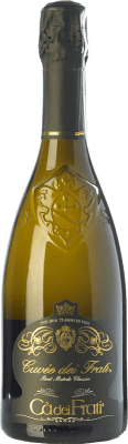 15,95 € Free Shipping | White sparkling Cà dei Frati Cuvée dei Frati Brut Italy Chardonnay, Trebbiano di Lugana Bottle 75 cl. | Thousands of wine lovers trust us to get the best price guarantee, free shipping always and hassle-free shopping and returns.