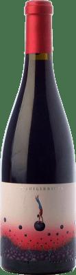 16,95 € Envío gratis | Vino tinto Ca N'Estruc L'Equilibrista Garnatxa Crianza D.O. Catalunya Cataluña España Garnacha Botella 75 cl
