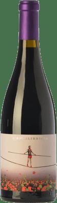 26,95 € Free Shipping | Red wine Ca N'Estruc L'Equilibrista Crianza D.O. Catalunya Catalonia Spain Syrah, Grenache, Carignan Magnum Bottle 1,5 L