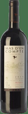28,95 € Envoi gratuit | Vin rouge Cal Pla Mas d'en Compte Negre Crianza D.O.Ca. Priorat Catalogne Espagne Grenache, Cabernet Sauvignon, Carignan Bouteille 75 cl