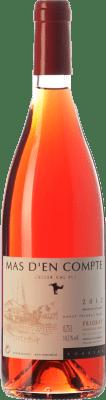 Vin rose Cal Pla Mas d'en Compte Rosat D.O.Ca. Priorat Catalogne Espagne Grenache Gris, Picapoll Noir Bouteille 75 cl