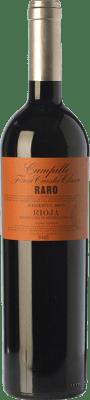 29,95 € Free Shipping | Red wine Campillo Raro Finca Cuesta Clara Reserva D.O.Ca. Rioja The Rioja Spain Tempranillo Hairy Bottle 75 cl