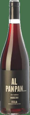 9,95 € Envoi gratuit | Vin rouge Campo Viejo Al Pan Pan Crianza D.O.Ca. Rioja La Rioja Espagne Tempranillo Bouteille 75 cl