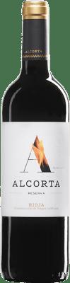 12,95 € Kostenloser Versand | Rotwein Campo Viejo Alcorta Reserva D.O.Ca. Rioja La Rioja Spanien Tempranillo Flasche 75 cl