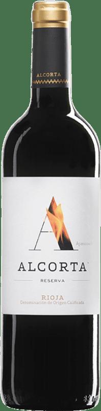 12,95 € Free Shipping | Red wine Campo Viejo Alcorta Reserva D.O.Ca. Rioja The Rioja Spain Tempranillo Bottle 75 cl