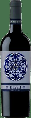 9,95 € Kostenloser Versand   Rotwein Can Blau Joven D.O. Montsant Katalonien Spanien Syrah, Grenache, Carignan Flasche 75 cl