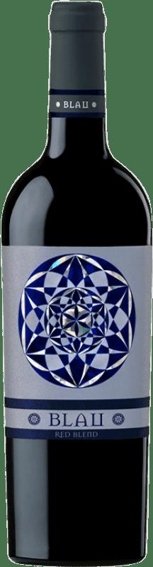 8,95 € Envoi gratuit | Vin rouge Can Blau Joven D.O. Montsant Catalogne Espagne Syrah, Grenache, Carignan Bouteille 75 cl