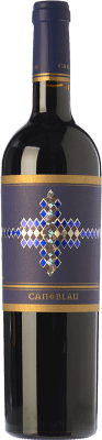 12,95 € Free Shipping | Red wine Can Blau Joven D.O. Montsant Catalonia Spain Syrah, Grenache, Carignan Bottle 75 cl