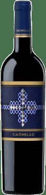 12,95 € Envío gratis | Vino tinto Can Blau Joven D.O. Montsant Cataluña España Syrah, Garnacha, Cariñena Botella 75 cl