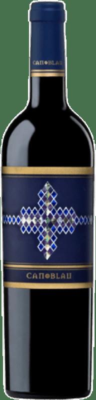 12,95 € Envoi gratuit | Vin rouge Can Blau Joven D.O. Montsant Catalogne Espagne Syrah, Grenache, Carignan Bouteille 75 cl