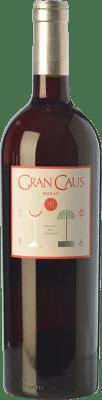 18,95 € Free Shipping | Rosé wine Can Ràfols Gran Caus D.O. Penedès Catalonia Spain Merlot Bottle 75 cl