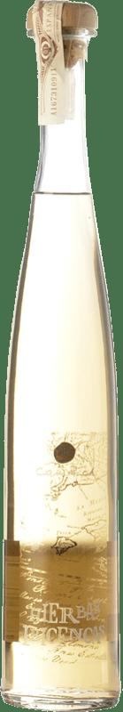 17,95 € Kostenloser Versand | Kräuterlikör Can Rich Hierbas Ibicencas Spanien Rakete Flasche 1 L