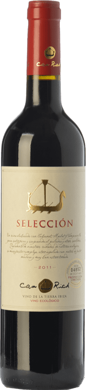 13,95 € Envoi gratuit | Vin rouge Can Rich Selección Joven I.G.P. Vi de la Terra de Ibiza Îles Baléares Espagne Cabernet Sauvignon Bouteille 75 cl