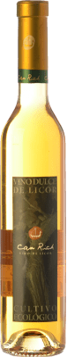 16,95 € Free Shipping | Sweet wine Can Rich Vino de Licor I.G.P. Vi de la Terra de Ibiza Balearic Islands Spain Malvasía Half Bottle 50 cl
