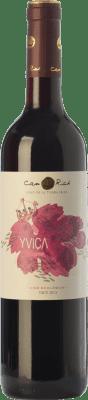 12,95 € Free Shipping | Red wine Can Rich Yviça Joven I.G.P. Vi de la Terra de Ibiza Balearic Islands Spain Tempranillo, Merlot, Monastrell Bottle 75 cl