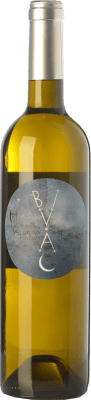8,95 € Free Shipping | White wine Can Tutusaus Bivac D.O. Penedès Catalonia Spain Viognier, Xarel·lo Bottle 75 cl