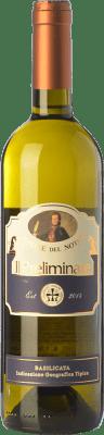 14,95 € Free Shipping | White wine Cantine del Notaio Il Preliminare I.G.T. Basilicata Basilicata Italy Malvasía, Aglianico, Chardonnay, Muscatel White Bottle 75 cl