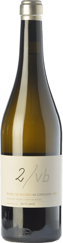 47,95 € Free Shipping | White wine Capçanes Blanc de Negres 2/VB Crianza 2009 D.O. Montsant Catalonia Spain Grenache Bottle 75 cl