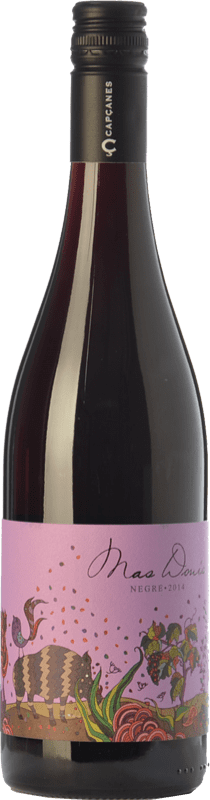 7,95 € Free Shipping | Red wine Capçanes Mas Donís Joven D.O. Montsant Catalonia Spain Syrah, Grenache Bottle 75 cl