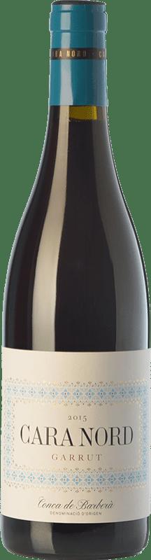 16,95 € Free Shipping | Red wine Cara Nord Joven D.O. Conca de Barberà Catalonia Spain Garrut Bottle 75 cl