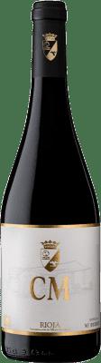 23,95 € Free Shipping   Red wine Carlos Moro CM Crianza D.O.Ca. Rioja The Rioja Spain Tempranillo Bottle 75 cl