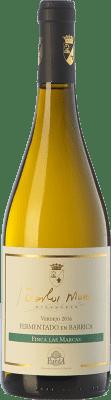13,95 € Envoi gratuit | Vin blanc Carlos Moro Finca Las Marcas Crianza D.O. Rueda Castille et Leon Espagne Verdejo Bouteille 75 cl
