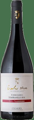 39,95 € Free Shipping   Red wine Carlos Moro Finca Valdehierro Crianza D.O. Cigales Castilla y León Spain Tempranillo Bottle 75 cl