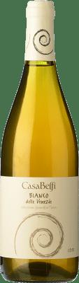 12,95 € Free Shipping | White wine Casa Belfi Bianco Anfora I.G.T. Delle Venezie Friuli-Venezia Giulia Italy Chardonnay, Incroccio Manzoni Bottle 75 cl