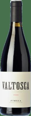 15,95 € Kostenloser Versand | Rotwein Casa Castillo Valtosca Joven D.O. Jumilla Kastilien-La Mancha Spanien Syrah, Roussanne Flasche 75 cl